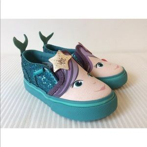 Vans Slip-On Asher V Mermaid Blossom Sneakers